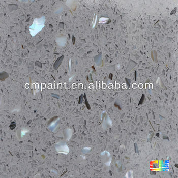 Waterborne Epoxy Seamless Marble Floor coating