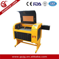 GY-3050 timber laser cutting machine, laser engraving cutting machine for paper/acrylic/plywood/glass/leather/fabric