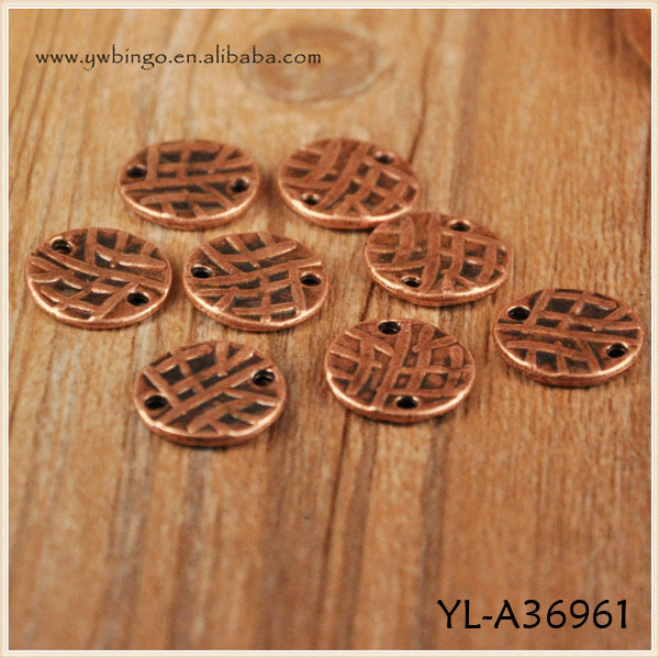 Silver Round <strong>Charms</strong>, Round Tag, Blank Discs, Stamping Blanks China <strong>Charms</strong> YL-A36961