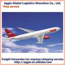 Reliable international courier express freight forwarder shanghai to jakarta