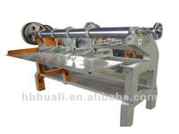 carton board four link slotting machine