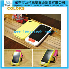 radiation reduce silicone case for mobile phone