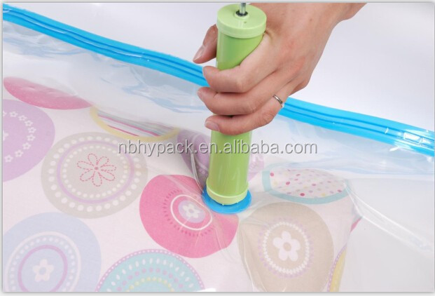 Best selling vacuum bag hand pump