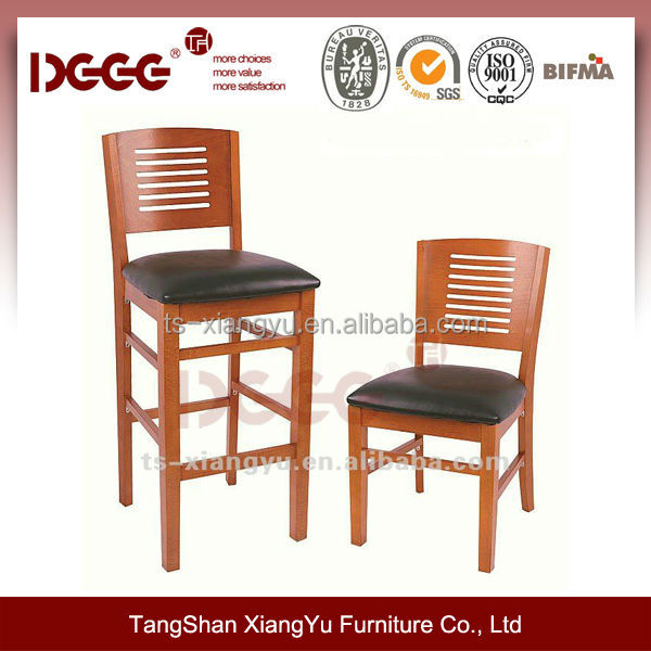 DG-W0116 Fast food restaurant table and chair