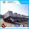 JMC 6 wheelers self loading refrigerator truck tipper refrigerator van box truck 5tons