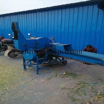 Agriculture machine Chaff cutter for cattle sheep feeding