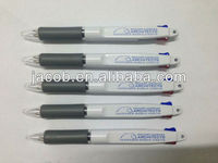 hot sale promotion 2 ink ball pen brand custom logo 1000pcs free shipping