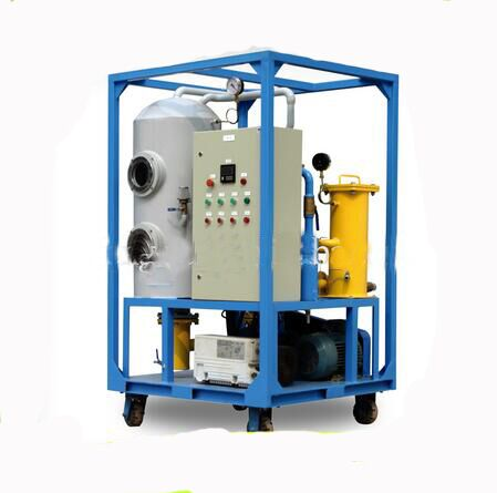 Turbine Oil Waste Oil Filtration Recycled Turbine Oil Purifier Machine