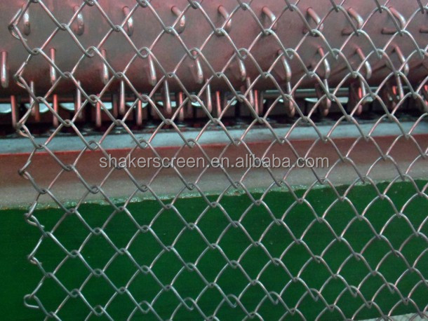 factory supply stainless steel chain link fence