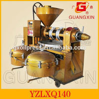 medium cold pressed nut oil extraction machine for sunflower seed