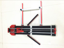 1000mm 1200mm Aluminum Manual Tile Cutter Easy To Operate Low Nosie