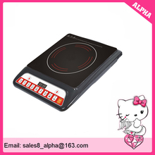 low price single burner national induction cooker