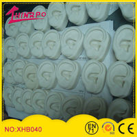 Factory wholesale silicone ear model, hearing aid tools display silicone ear mould
