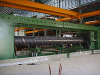 Pipe Hydrostatic Testing Machine