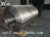 Super Quality and Competitive Price/ High Purity 98% Metal Flux Filling Ca Cored Wire