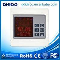 CCXK0004 temperature controller 8x8 led matrix display
