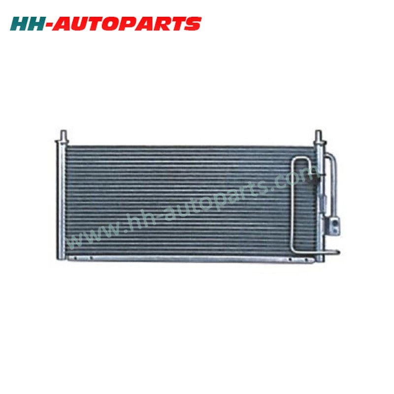 92100937 662*286*20 car ac condenser wholesale car parts auto condenser ac for Buick Sail GM