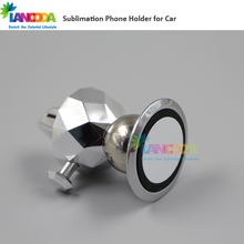 Lancoda Sublimation Holder Mount Stand For Cell Phone GPS
