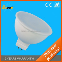 5W MR16 GU10 LED Spotlight bulb dimmable CE ROHS aluminium mr16 gu10 led bulb lamp