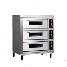 Junjian bakery equipment factory stainless steel electrical bread baking oven