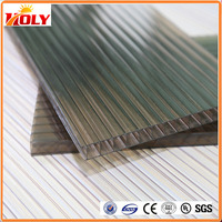 100% raw material high quality ECO-friendly polycarbonate board