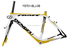 DENGFU Top Quality EN Standard V-brake cyclo cross carbon frame FM058