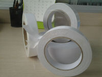 Double-side tissue tape