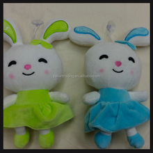 amusement park toys of plush rabbit toy wholesale