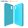 New Liquid Silicone Rubber Mobile Phone Case for iphone 8 Original Back Cover