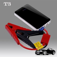 Super Mini 8000mAh Multi-function mini Battery Booster Car Jumper Power Bank with 12V Jumpstarting Clamps