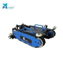 China made pipe cleaner robot central air conditioning duct cleaning