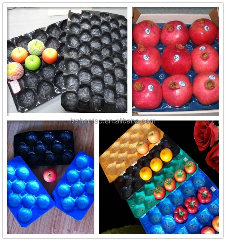 Fresh Fruit Packaging Tray for pear/apple/peach/tomato,etc