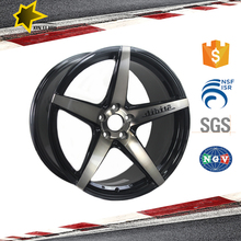 17/18/19 inch popular design durable car rims alloy wheel