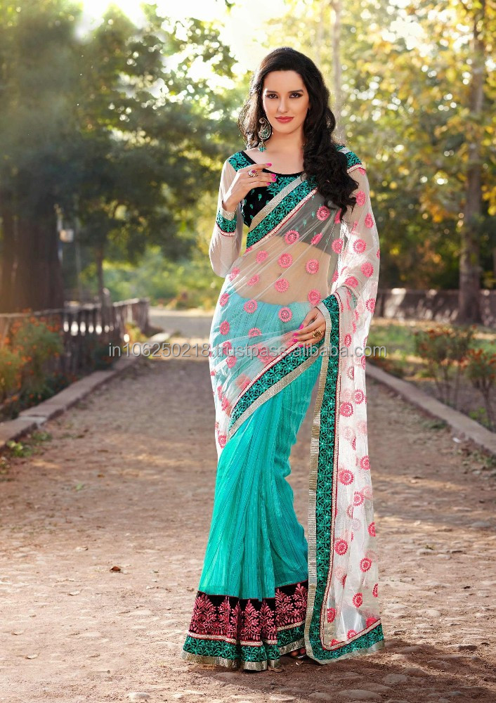 All types of indian sarees / Indian wholesale clothing R3917