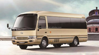 7M 22 Seats JAC Luxury Electric Bus Mini Bus For Sale