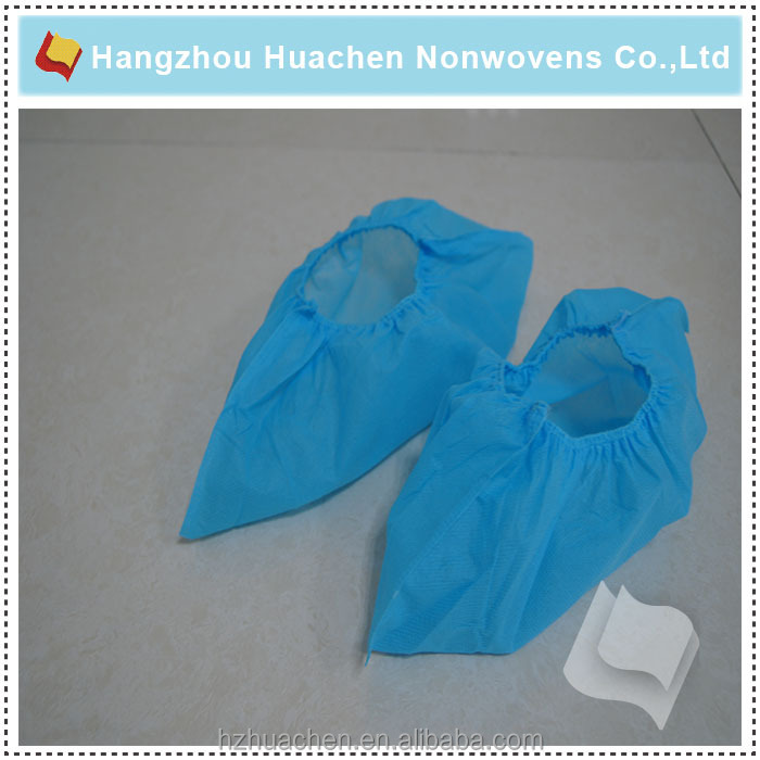 China SupplierNon-woven Fabrics Elastic Band Disposable Shoes Cover