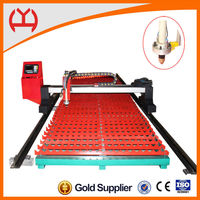china cnc mini milling machine gantry used cnc flame cutting machine for metal ,with13 months warranty
