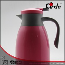 PP plastic 1.3l Glass Liner Vacuum Jug from China Manufactory