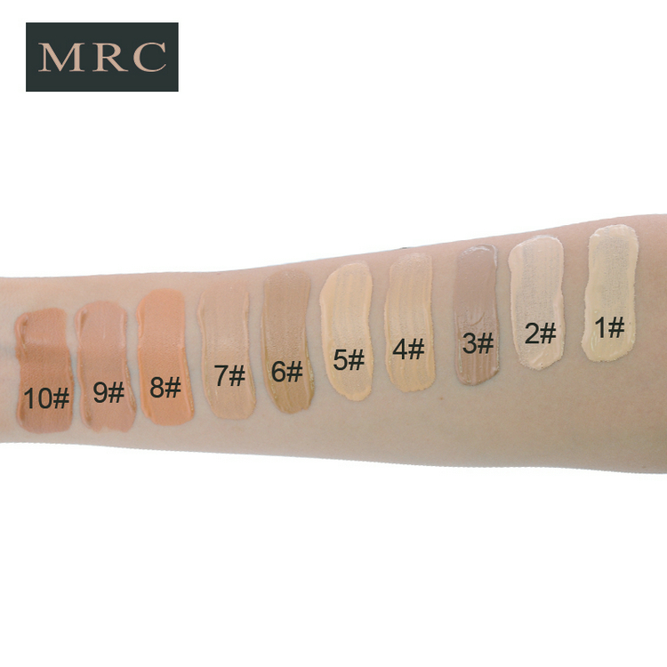 MRC Best foundation for oily skin whitening waterproof liquid makeup foundation