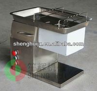 Shenghui Small Verticle Pine meat Processing machine SR-250