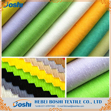 2015 popular waterproof cotton twill fabric for unifrom fabric