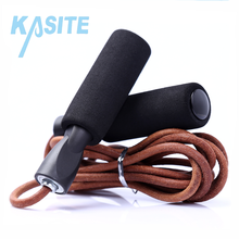 Wholesale 2.7M*5mm exercise adjustable skipping rope/kids jump rope