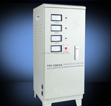 TNS serise 10kva 30kva 45kva 75kva 100kva three phase ac automatic voltage stabilizer/ voltage regulator