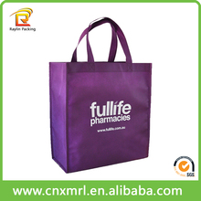 2016 Newest design factory cheap top quality promotional printing recyclable non woven bag