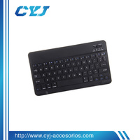Wireless bluetooth 4.0 keyboard for ipad with plastic made