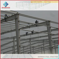 lightweight steel structure prefabricated warehouse building plans