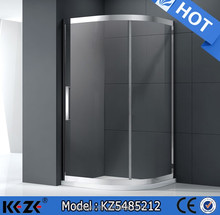 1200*1200mm polish sliver aluminum perfect design shower enclosure/shower room