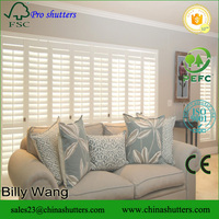 2016 high quality custom shutters arched windows window louvre shutters