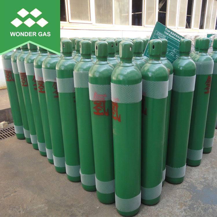 Export To South America Competitive Price Hydrogen Gas Cylinder