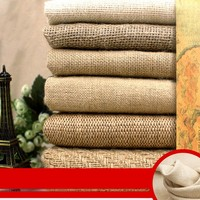 Table Cloth Garments Crafts Accessories 100% Linen Fabric